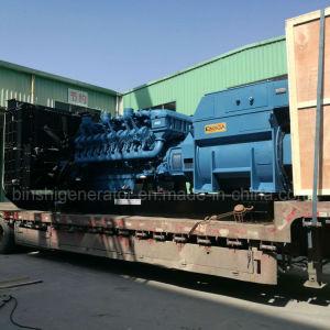 MTU-hohe Leistungsfähigkeits-Dieselfestlegenset mit Stamford Drehstromgenerator (Motormodell: 12V2000G25)