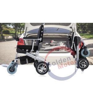 Leve e portátil com cadeira de Alimentação Dobrável sem escovas LiFePO4 Bateria