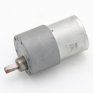 Moteur à engrenages du PMDC (PM-33) pour Home appliance