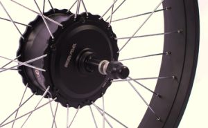 Kit grasso del motore del mozzo di rotella della gomma di Greenpedel 36V/48V 500W