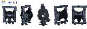 Consegna pneumatica della pompa a diaframma dell'emulsione