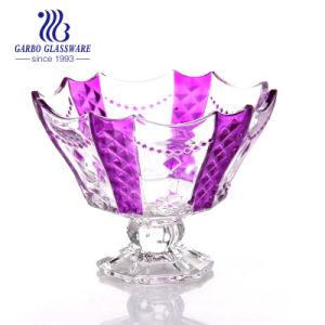 8,8-дюймовый цветной опрыскивания алмазов стекла мороженое (GB16050XL-JPP)