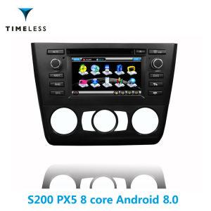 Timelesslong 인조 인간 8.0 BMW에서 S200 플래트홈 2DIN 자동차 라디오 DVD 플레이어 (자동 & 수동) Carplay (TID-W170)에서 건축하는을%s 가진 1개의 시리즈
