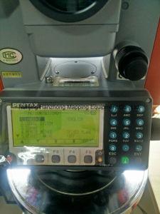 Наиболее востребованных Pentax Total Station R422Нм Total Station
