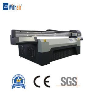 ガラスか陶磁器または革のための紫外線デジタル印字機