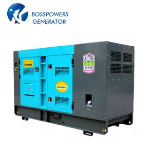 Cummins Engine 디젤 엔진 발전기 세트 디젤 Genset에 의해 강화되는 60Hz 68kw 85kVA Water-Cooling 침묵하는 방음