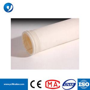 De industriële Acryl (nylon) Needled Gevoelde Zak van de Filter voor de Collector van het Stof