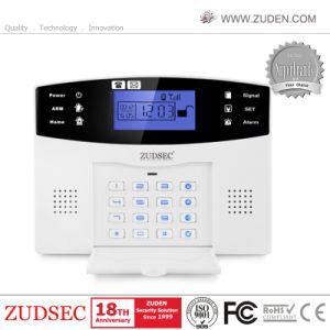 LCD及び声の無線電信100のゾーンの家のホームセキュリティーの防犯ベル