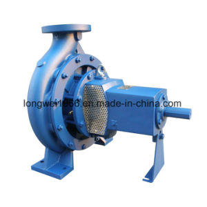 Fin d'aspiration pompe centrifuge (XA 32/20)