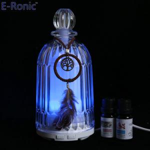 E-Ronic Aroma vaso humidificador ultrasónico vapor frío