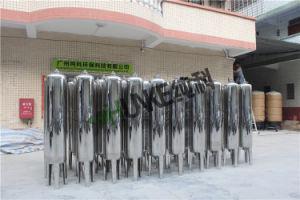 스테인리스 1000L 모래 필터 물 탱크 대 디자인 가격