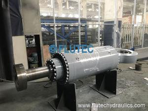 Rexrothのセメントの製造所のための標準高品質油圧オイルシリンダー