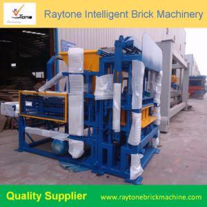 Invertir más bajo de bloques de concreto automática máquina Qt4-15