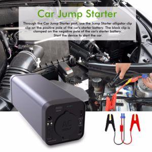 El motor de arranque de salto de coche portátil 300un pico de potencia del teléfono inteligente de banco con los puertos de carga
