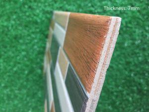tegel van de Muur 3D-Inkjet van 200*400mm de Matte Rustieke Openlucht Ceramische