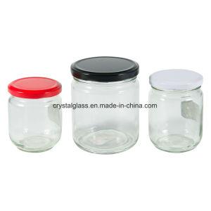 Seis derivações de borda livre da comida para bebé Recipiente de vidro
