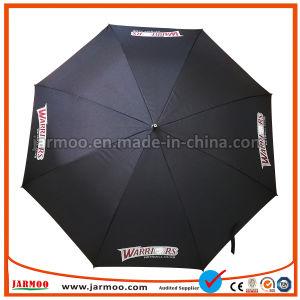 Stampa antivento impermeabile di marchio su ordinazione all'ingrosso che fa pubblicità all'ombrello piegante di golf di promozione