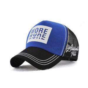 顧客用OEMの100%年の綿6のパネルのデジタル印刷の野球帽