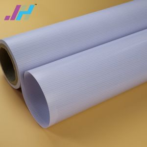 Recubierto de PVC de 550 gramos Frontlit Flex Banner Banner Banner de malla, vinilo