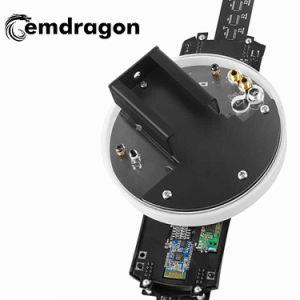 ologramma 3D che fa pubblicità al ventilatore di galleggiamento olografico dell'occhio nudo LED di formazione immagine 3D del ventilatore della visualizzazione LED dalla visualizzazione dell'ologramma del ventilatore 3D dell'ologramma di Gemdragon 3D
