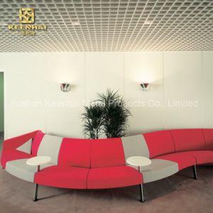 Suspensa para iluminação de tecto em alumínio Acústico (KH-MC-G8)