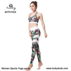 1514f79f6f12 Diseño personalizado de venta al por mayor gimnasio de fitness de bambú  Organic pantalones de yoga