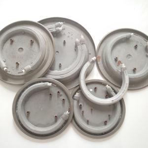 Алюминиевый корпус из нержавеющей стали 304 нагревательную плиту в чайнике кофе