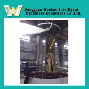 Macchina della metallizzazione sotto vuoto per il rivestimento della decorazione dello strato dell'acciaio inossidabile