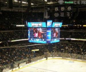 Indoor P2.5 stade pleine couleur écran Affichage de location de location d'affichage