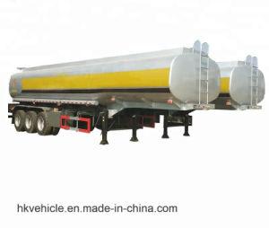 Sinotruk 45000 Liter Kraftstofftank-halb Schlussteil-