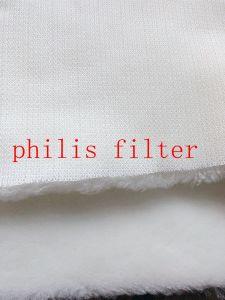 Куча фильтр тканью / микрофильтр ткани ткани для Wast вод средств массовой информации