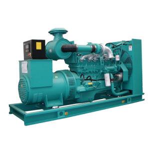 Cummins 60Гц дизельных генераторных установках 280квт 350 ква