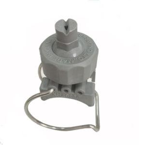 Libération rapide en plastique Clip-Eyelet collier de serrage de l'eau de lavage la buse de pulvérisation
