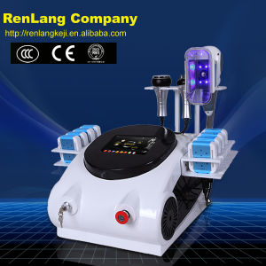 Gewicht-Verlust-Hohlraumbildung HF Cryolipolysis Lipo Laser, der Maschine abnimmt