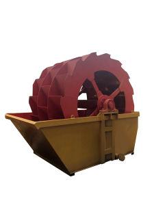 Elevada capacidade de Areia China máquina de lava, Parafuso com Arruela de Areia