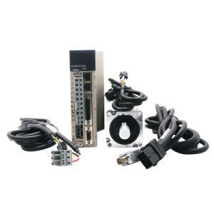Alta calidad de 750W 220V 3000rpm 80mm 2,39nm Servomotor AC y el conductor, el CNC servomotor DC Servomotor para máquina de corte láser