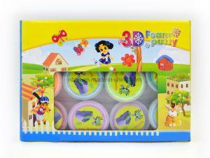 La nueva masilla de espuma de arcilla Limo Kit para la Educación para Niños Juguetes