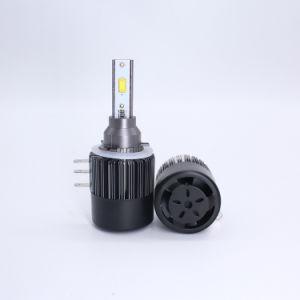 자동 점화 차 LED 헤드라이트 H4 H13 H15 9004 9007의 H15 C6 Headlamp 전구