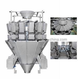 14 Головной многоголовочный ваягушник Упаковочная машина для взвешивания лапши