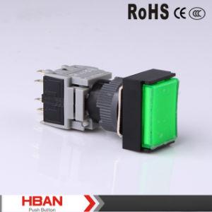 HbanのブランドHbs1Bjの小型プラスチックシグナルランプ