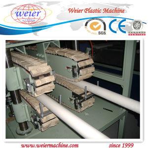 La línea de extrusión de tubo de PVC Doble máquina para fabricar tuberías