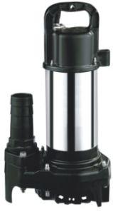 CER anerkannte Roheisen-Edelstahl-Abwasser Submersuble Pumpe (WQ40-11-2.2)