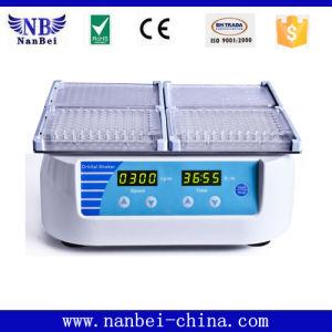 Incubadora de microplacas para cultura de células em ambiente de baixa temperatura