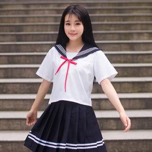 POV asian uniform chicktrainer