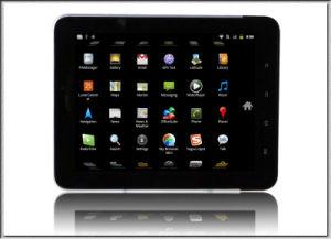 9.7'' Tablet PC com câmara dupla, GPS, 3G, ecrã IPS, Android Market 2.3 O.S (M-97-CA)