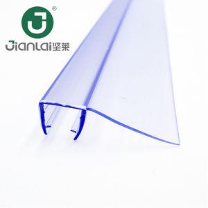 Vervaardiging van de Strook van de Deur van het Glas van de douche de Waterdichte
