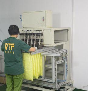 Hvac-synthetische Taschen-/Beutelfilter-Rolle G4-F9