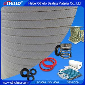 Graphite en Téflon PTFE pur de l'Emballage Emballage Emballage en PTFE