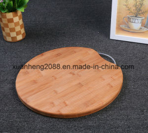 Utensilios de cocina de bambú lateral doble uso vegetal de bambú Junta de corte