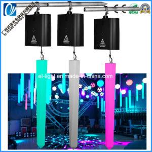 DMX512 Guinchos de Controle de LED do Tubo de Elevação Kinetic luz para iluminação de palco Use